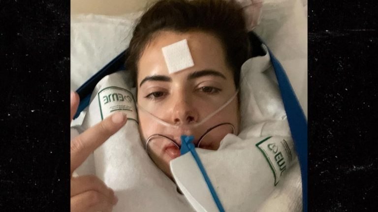 Brielle Biermann Shares Photos & Vids of Double Jaw Surgery Recovery – TMZ