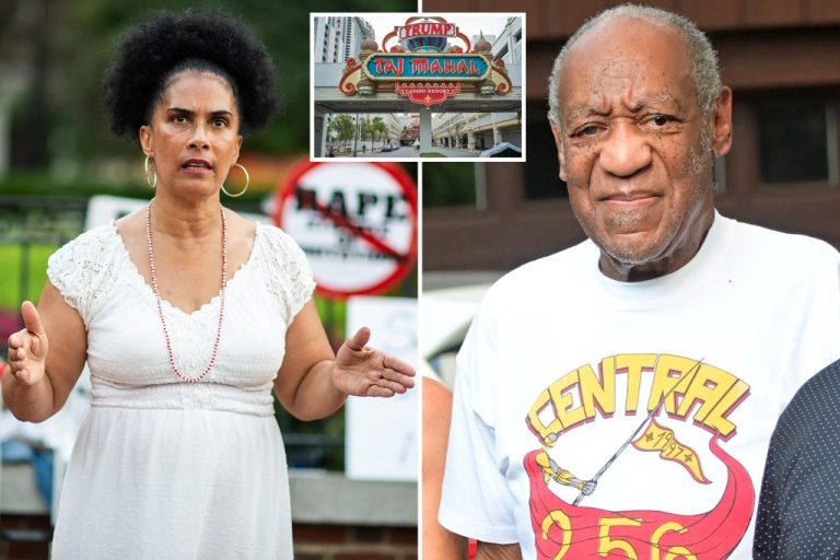 Bill Cosby accuser says he drugged, raped her in Atlantic City hotel: lawsuit – New York Post